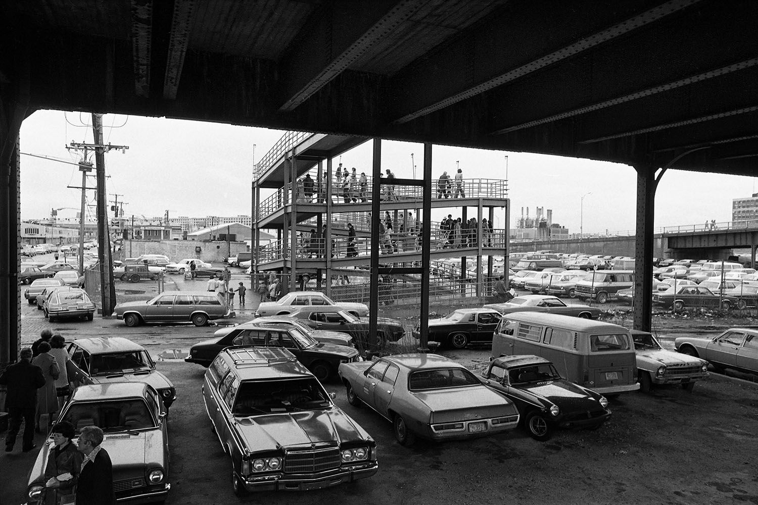 Parking in Boston 1976