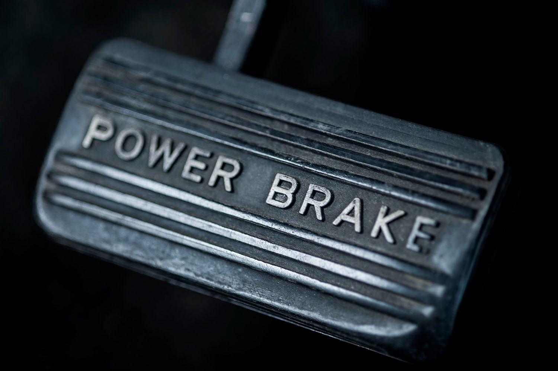 Power Break Pedal