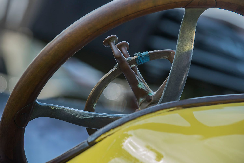 1914 Cadillac Touring Automobile