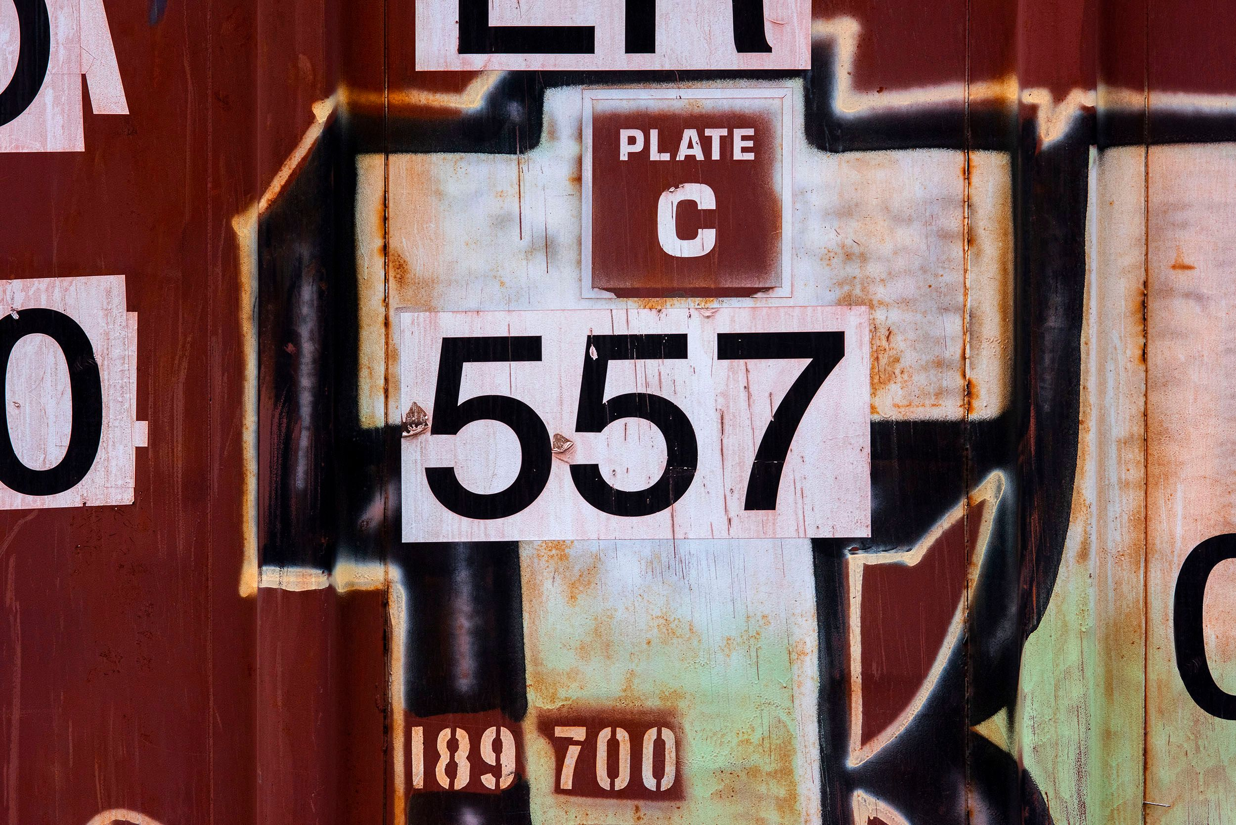 Freight Train Detail