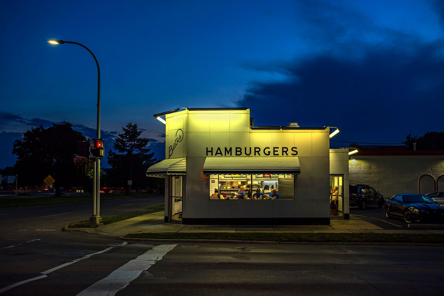 Fast Food Joint