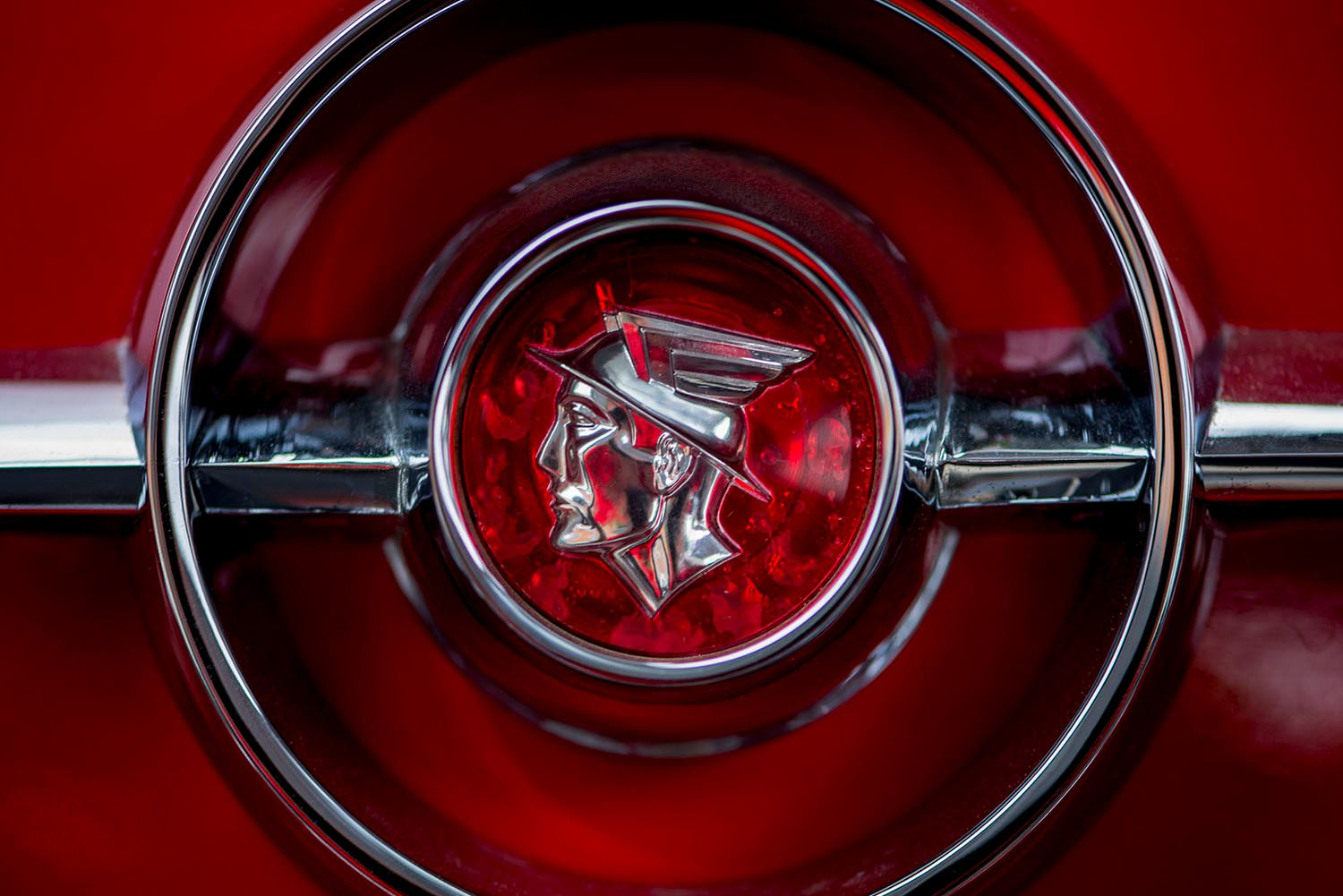 Mercury Logo 1955 Montclair