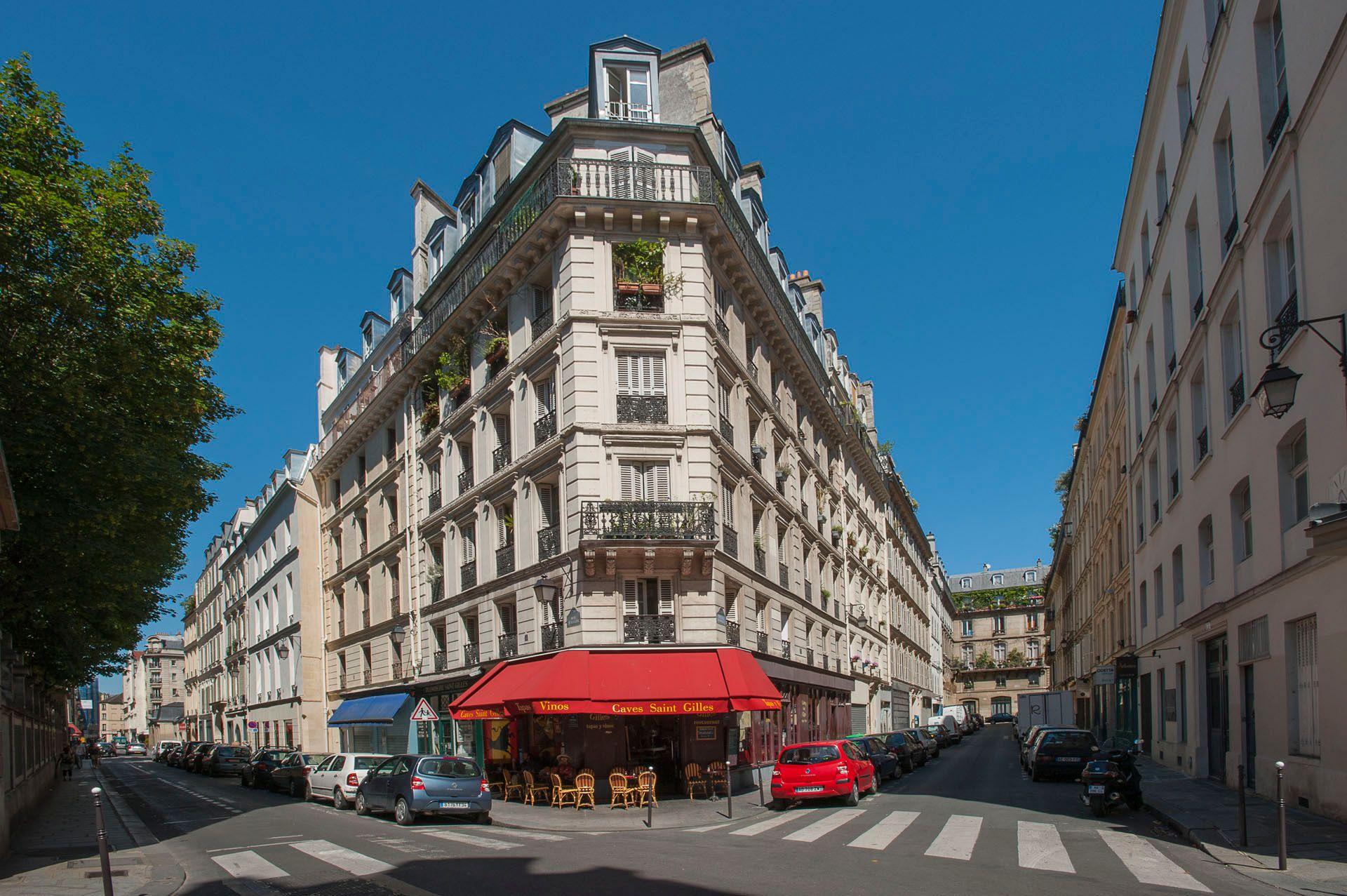 Paris Neighborhood, Le Marais