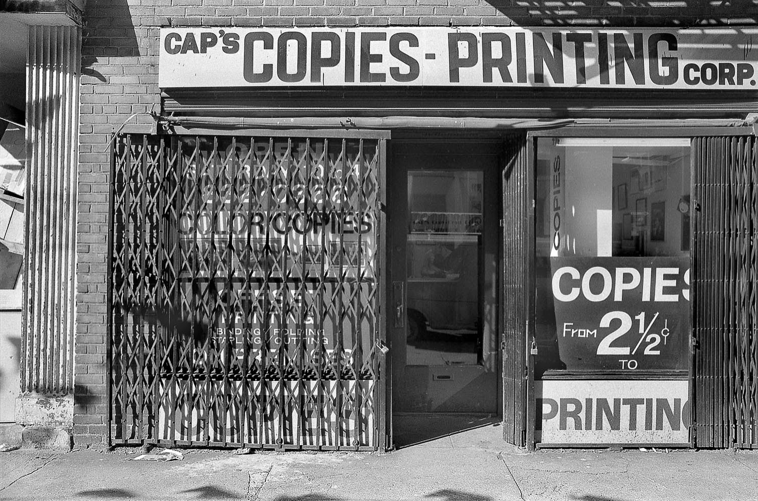Copy and Printing Shop in NYC