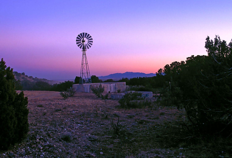 Windmill, New Mexico