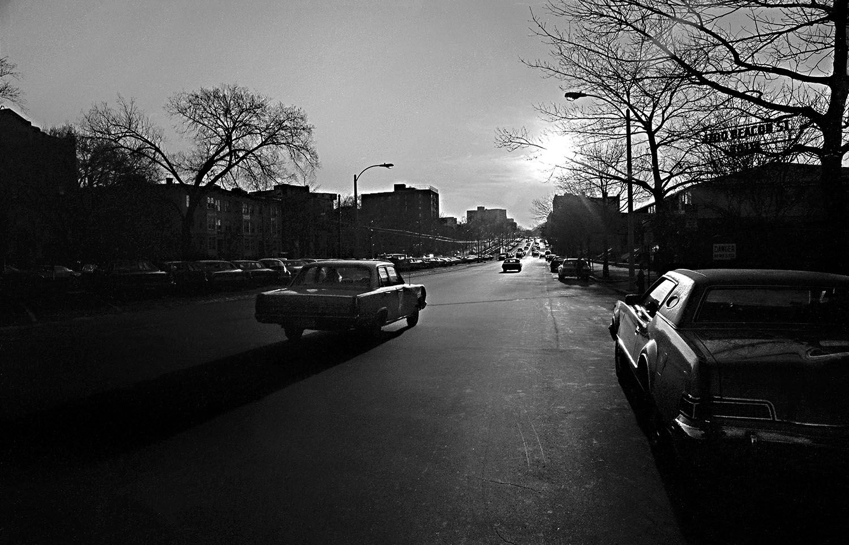 Beacon Street , Brookline , MA 1975