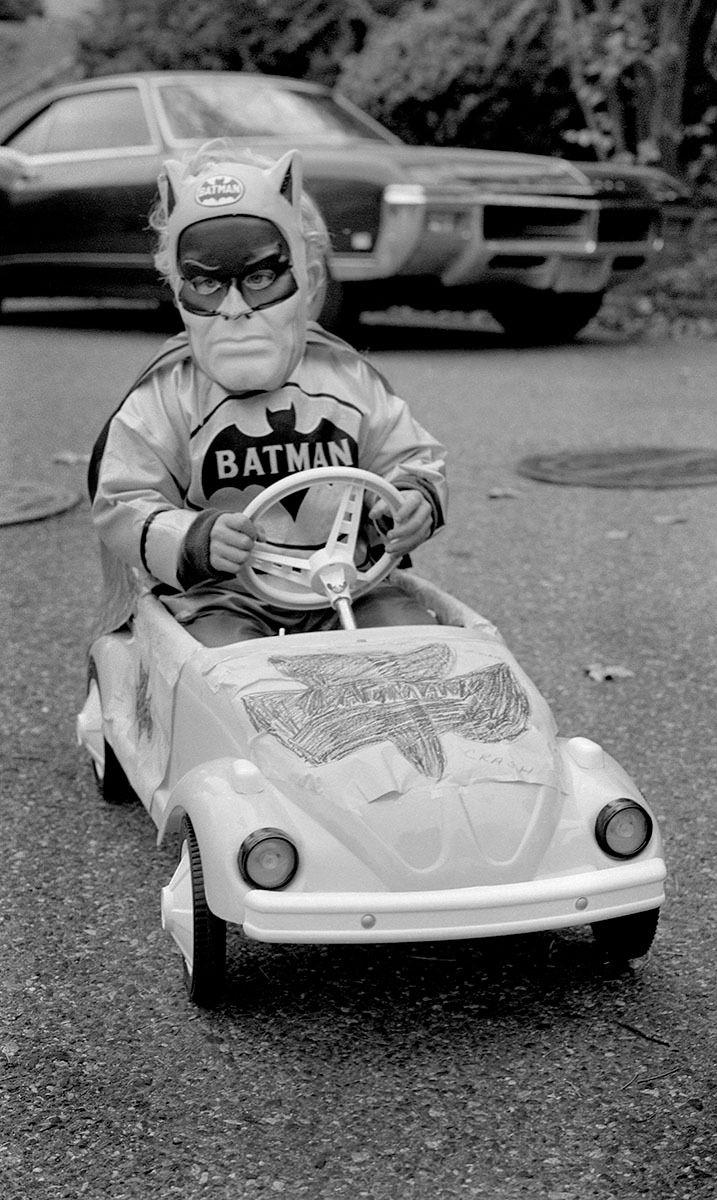 Batman, Halloween Costume