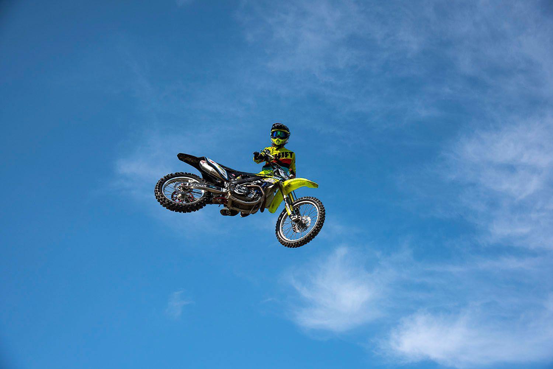Motorcycle Acrobatics