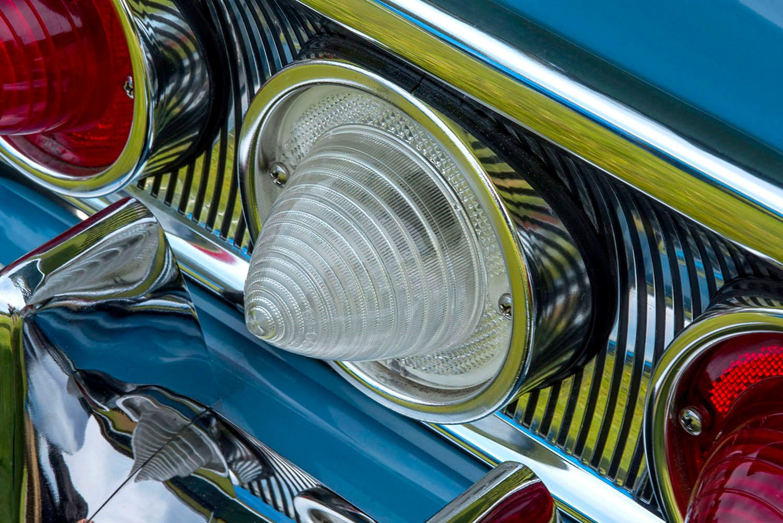 1960 Chevrolet Impala Rear Lights
