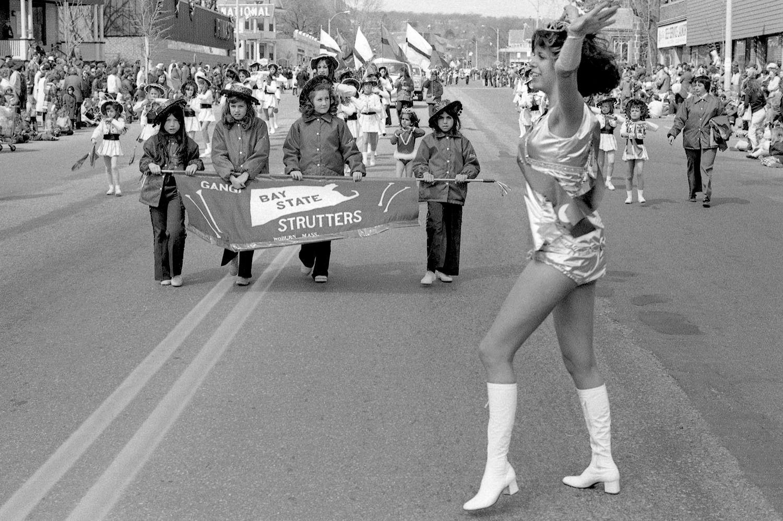 Parade, Arlington, MA