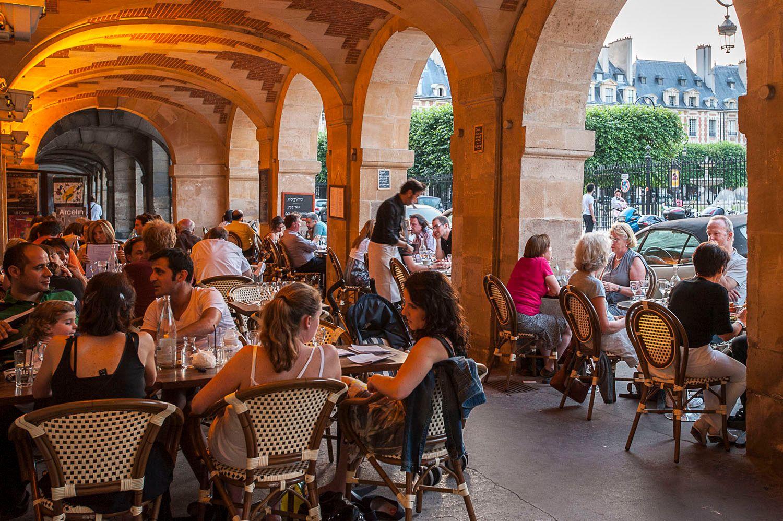 Place des Vogues Restaurant