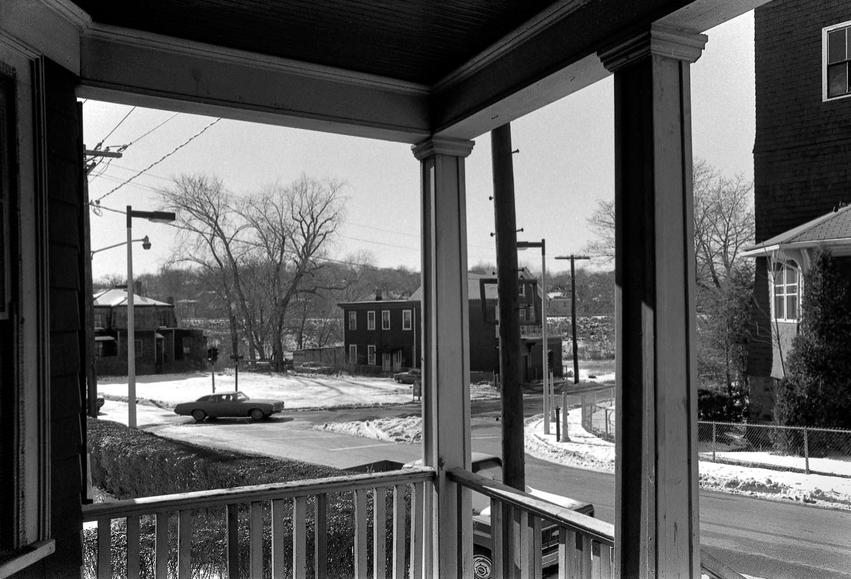 Amory Street, Jamaica Plain, Boston, MA
