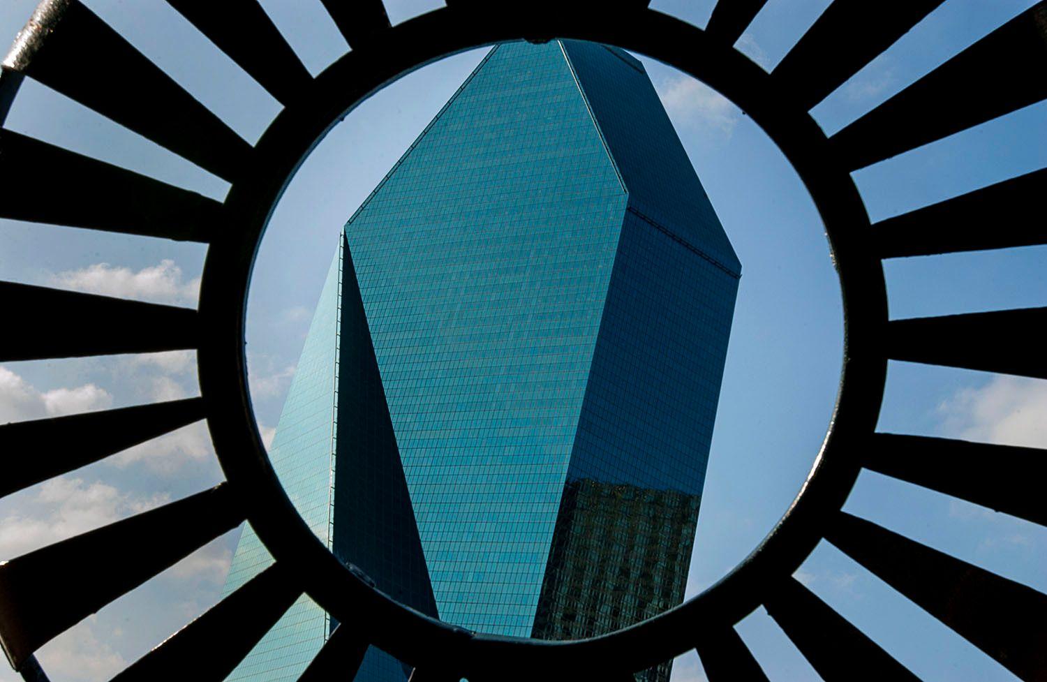 Office Tower in Dallas Texas