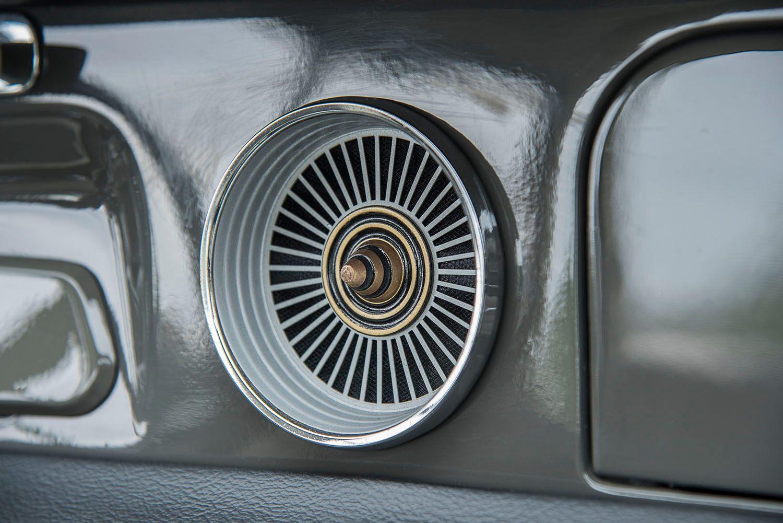 1963 Volkswagen Type 34 Air Vent