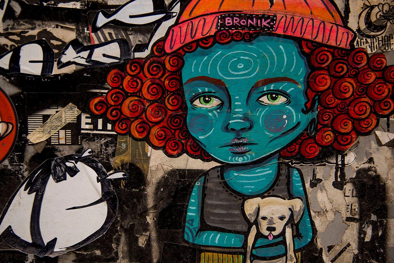 Graffiti and Wall Painting