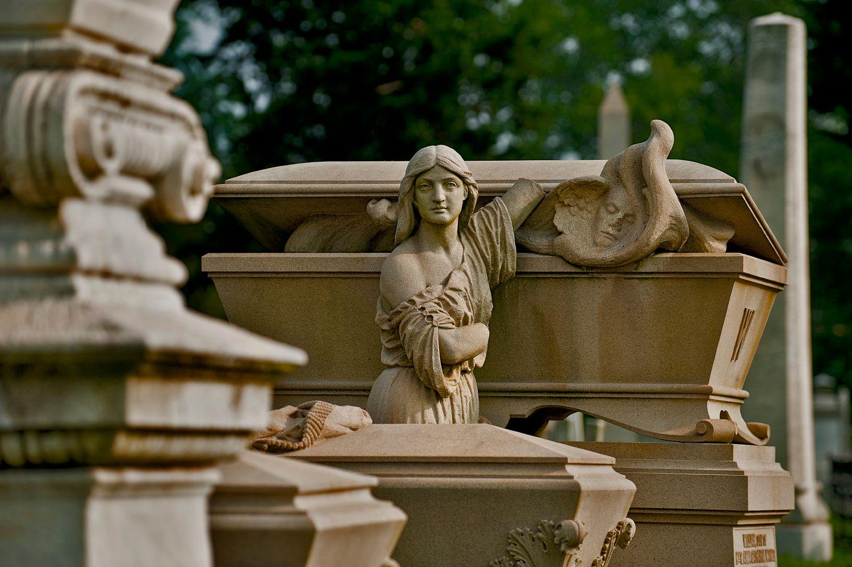 Cemetery Statuary