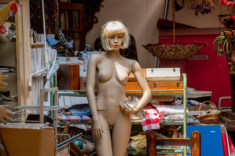 Nude Female Mannequin