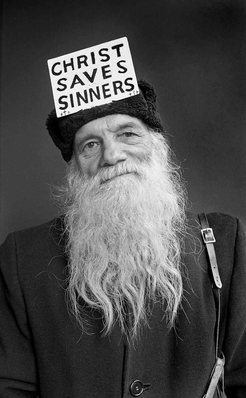 Christ Saves Sinners