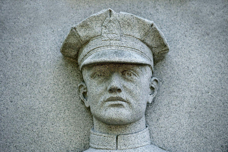 Boston Police Memorial