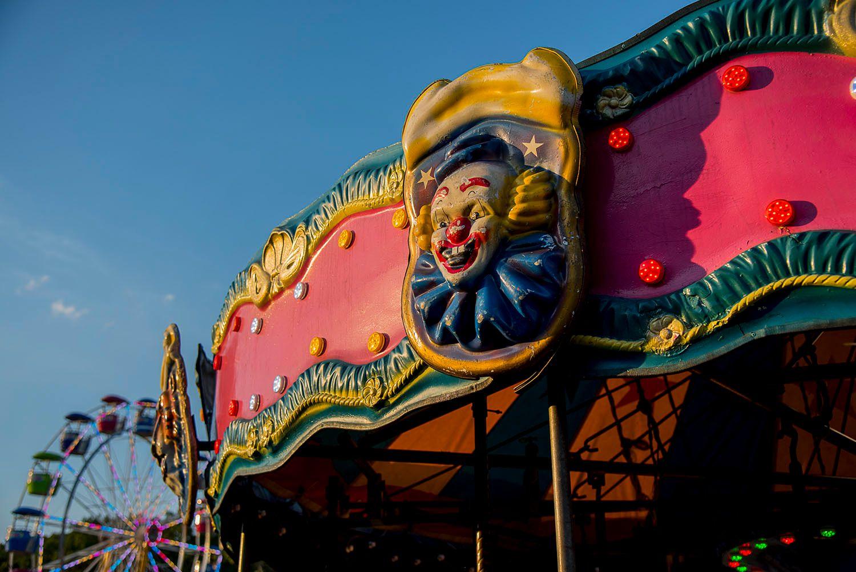 Carnival in Sag Harbor, Long Island, NY