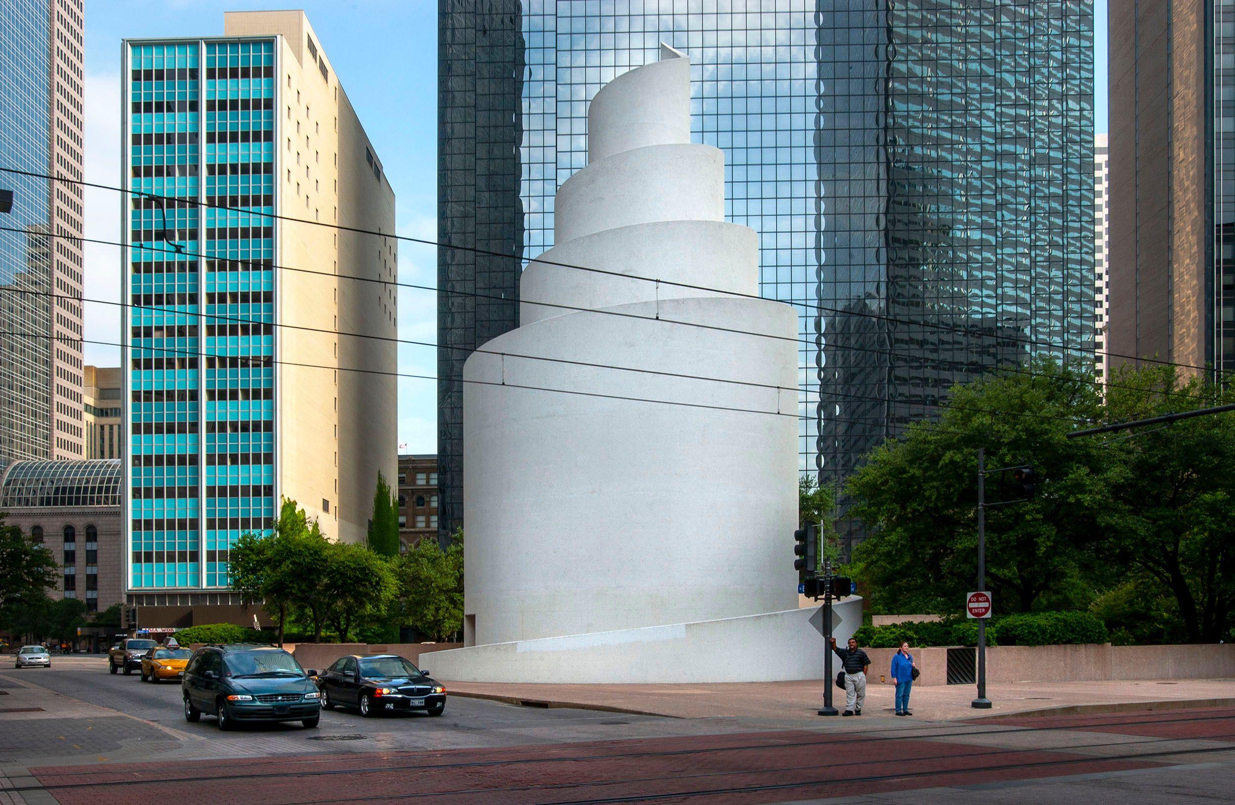 Dallas Street Scene