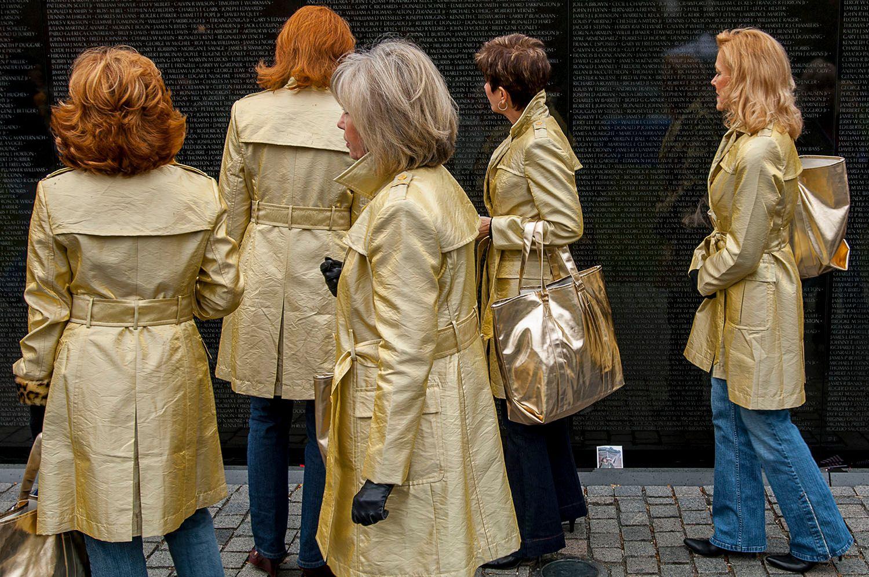 Gold Coats
