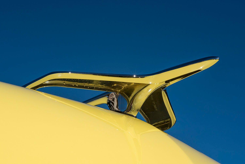 1956 Mercury Monterey with Jet Hood ornament