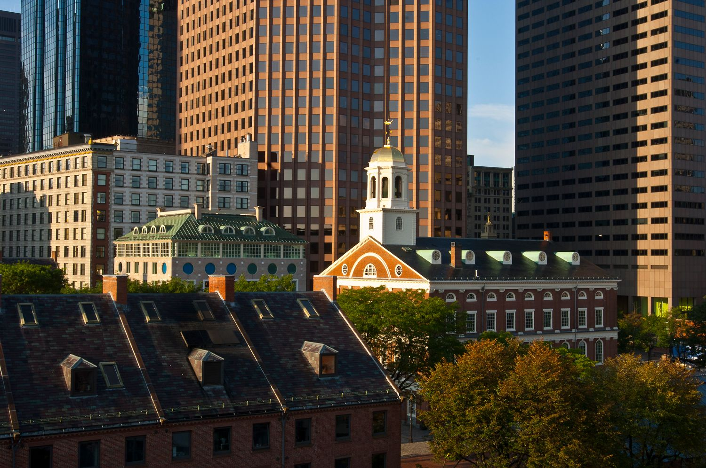Fanuiel Hall, Boston, MA