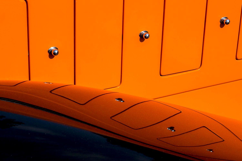 1930 Packard 734 Speedster Roadster  Detail
