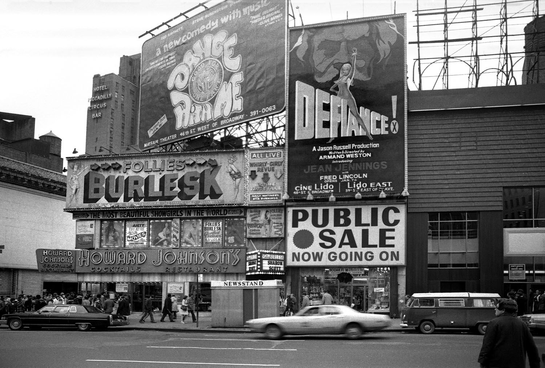 NYC, NY 1975