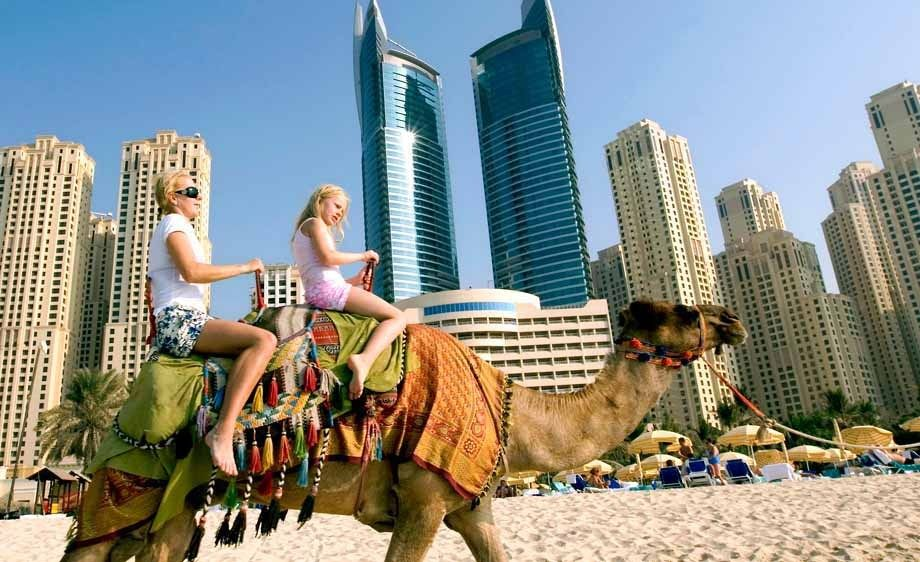 Luxury and Labor in Dubai