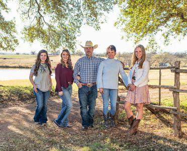 Marsh Family Portrait