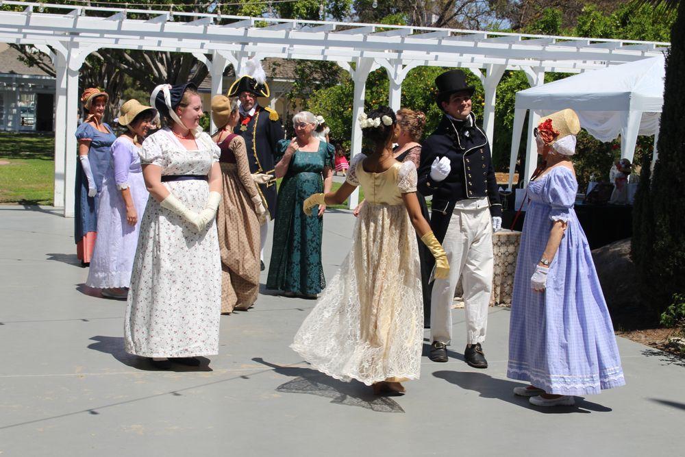 Dancing Austen