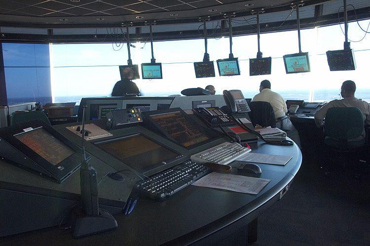 ATL CONTROL TOWER