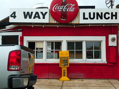 4 Way Lunch, Cartersville, GA