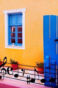 Santorini Music