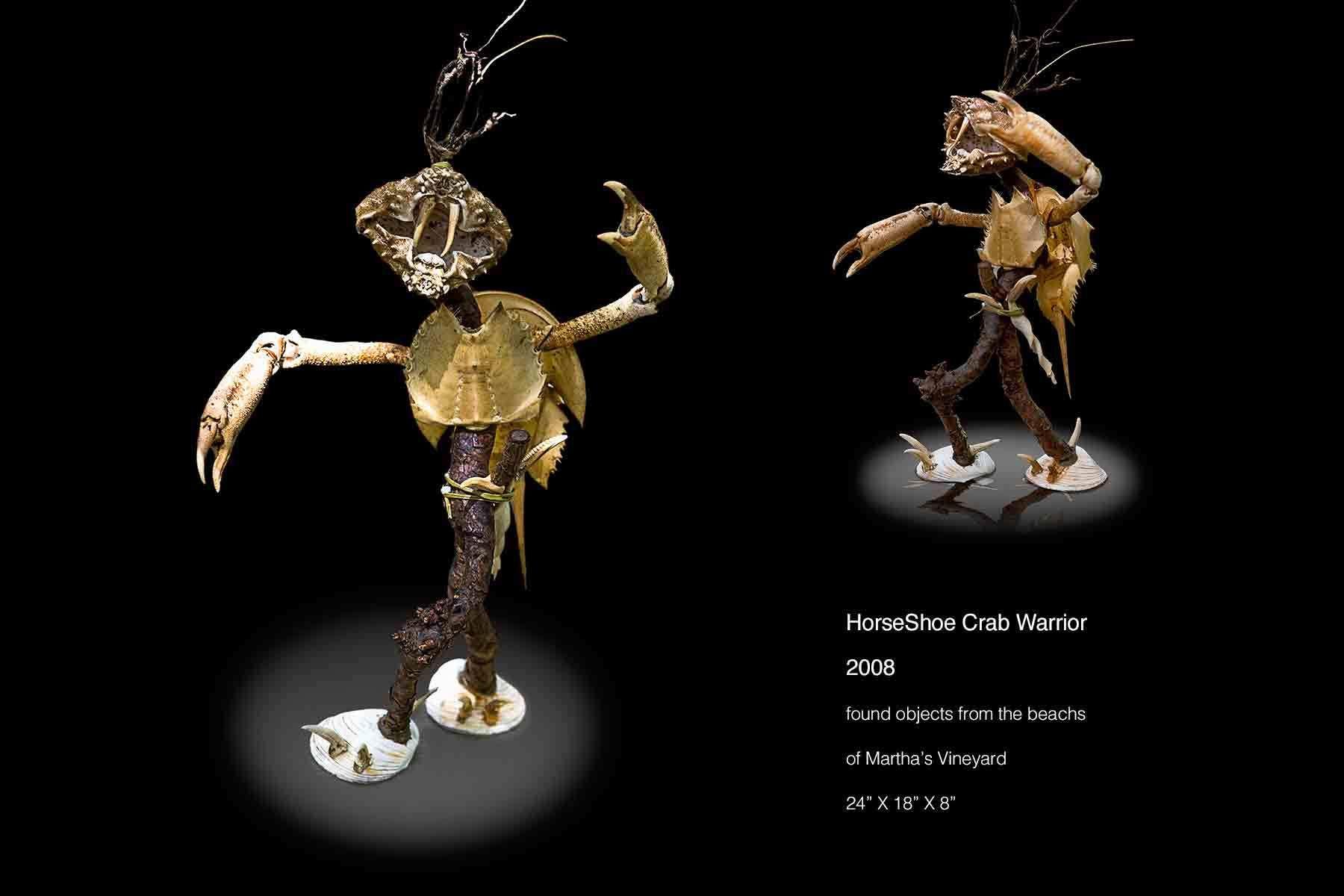 HorseShoe Crab Warrior