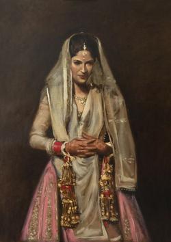 Portrait of Nivedita, Unfinished