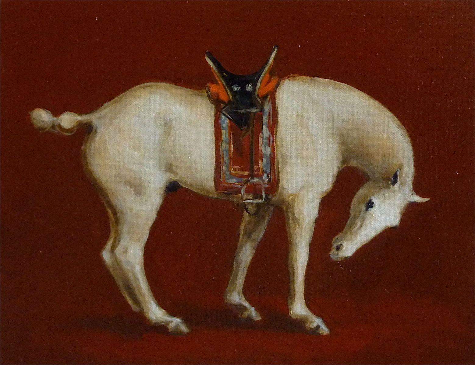 Mongolian Horse, 2