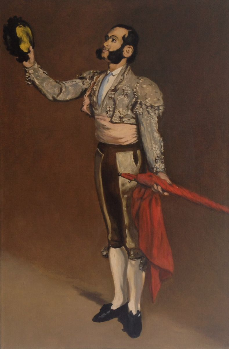 El MatadorCopy after Manet