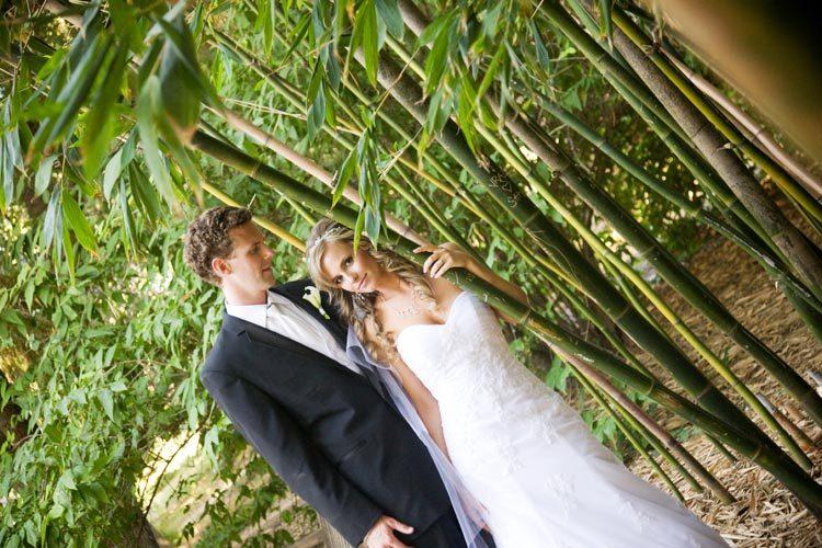Fullerton Arboretum Wedding