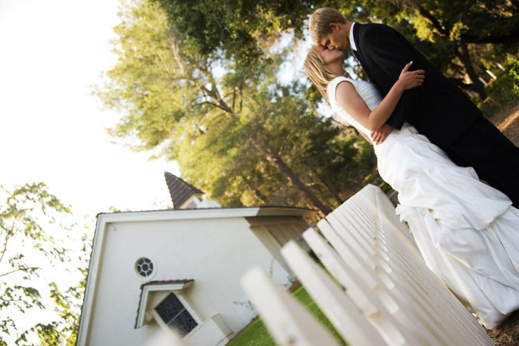Westmont Chapel Wedding
