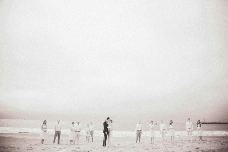 Infrared Wedding Photography Laguna Beach