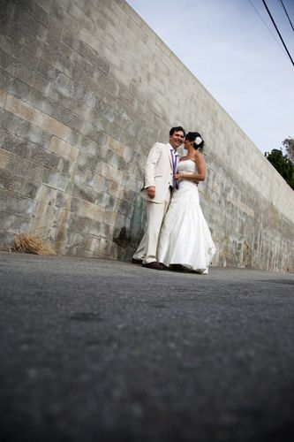 La Casa Del Camino Wedding