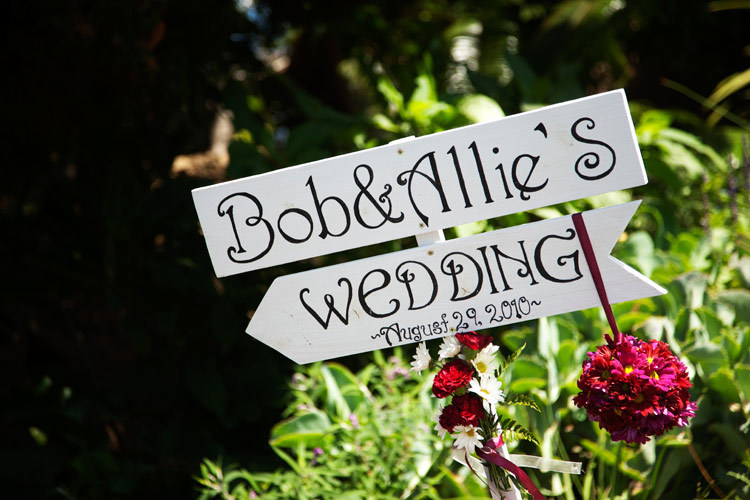 Quail Botanical Gardens Wedding