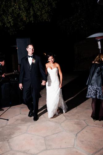 Firestone Vineyard Wedding Reception