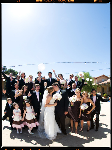 Santa Barbara Historical Musem Wedding