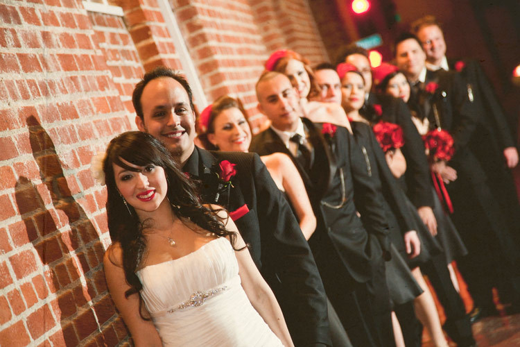 Yost Theatre Wedding