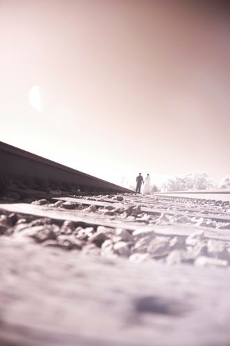Infrared Wedding Photography Santa Barbara