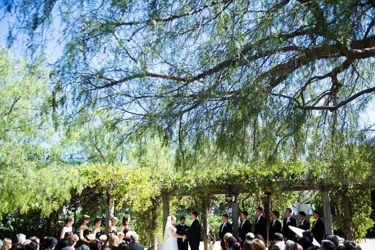 Santa Barbara Historical Museum Wedding
